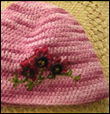 crochet a beanie hat