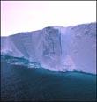 arctic ice shelf breaks off